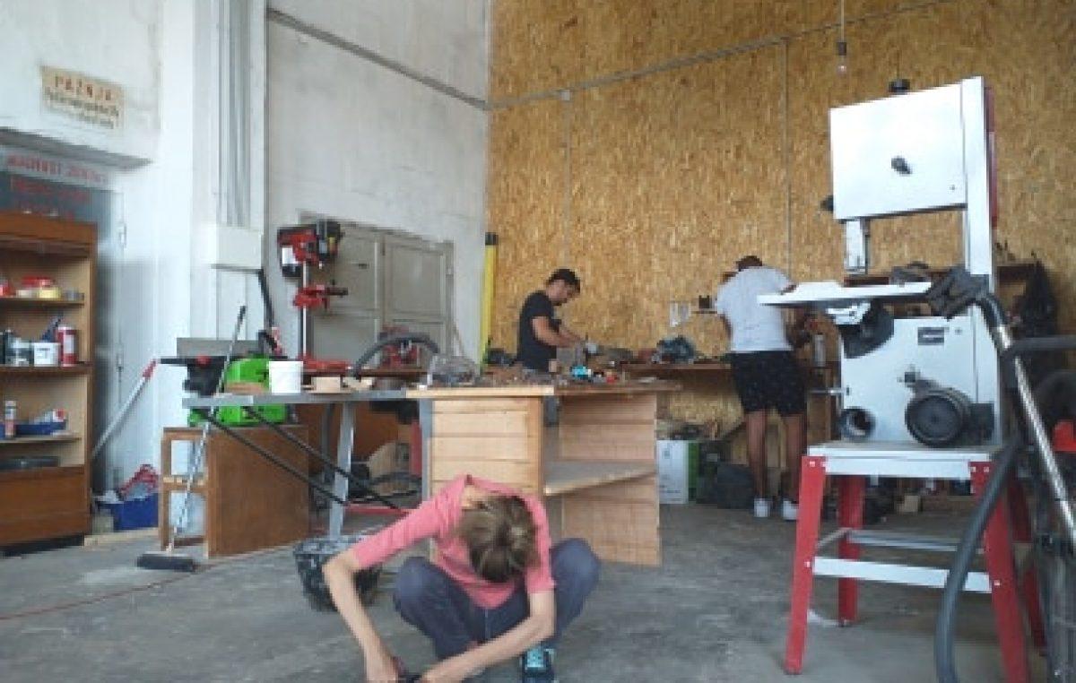 RoUm – umjetnička kolonija Rijeke 2020 EPK krenula s radom