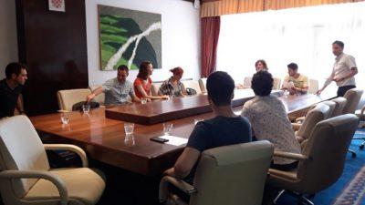 Savjet mladih Grada Rijeke održao konstituirajuću sjednicu