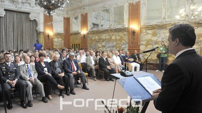 Svečanom akademijom u Guvernerovoj palači obilježeni Dan antifašističke borbe i Dan državnosti