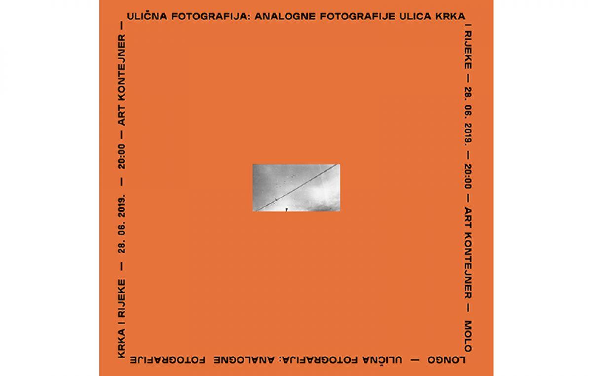Ulice Krka i Rijeke na analognim fotografijama – Izložba uličnih fotografija otvara se u petak na Molo longu