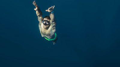 RAZGOVOR Najbolji svjetski ronilac na dah, Riječanin Vitomir Maričić postavio tri nova svjetska rekorda