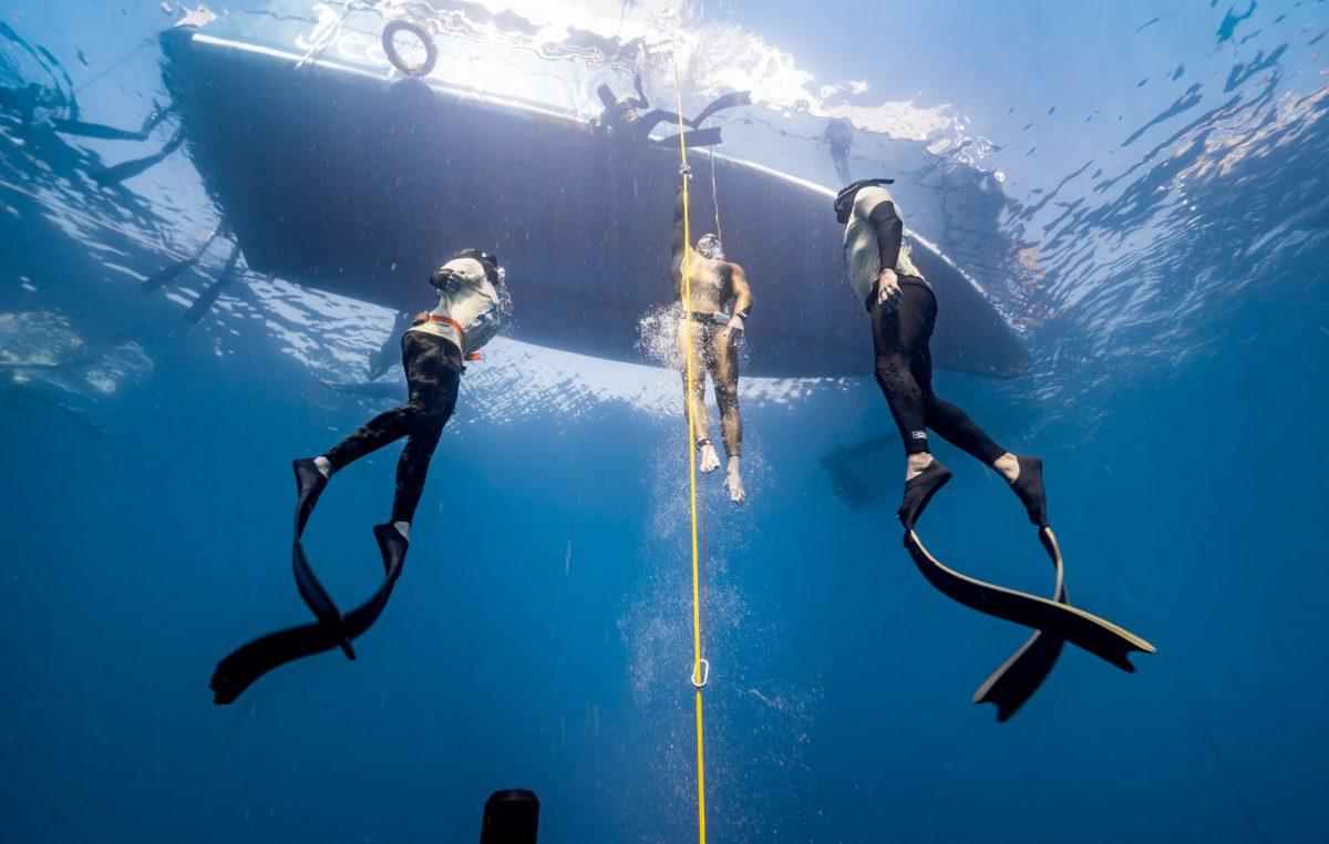 Povratak apneaša u Jadran – AIDA Hrvatska pokreće seriju natjecanja u ronjenju na dah