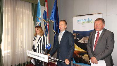 """Zračna luka Rijeka dobila 7,7 milijuna kuna za program udruženog oglašavanja, traži i veći dio """"kolača"""" od države"""