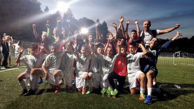 Krka cup: Morčići Rijeke osvojili dva prva mjesta u Novom Mestu