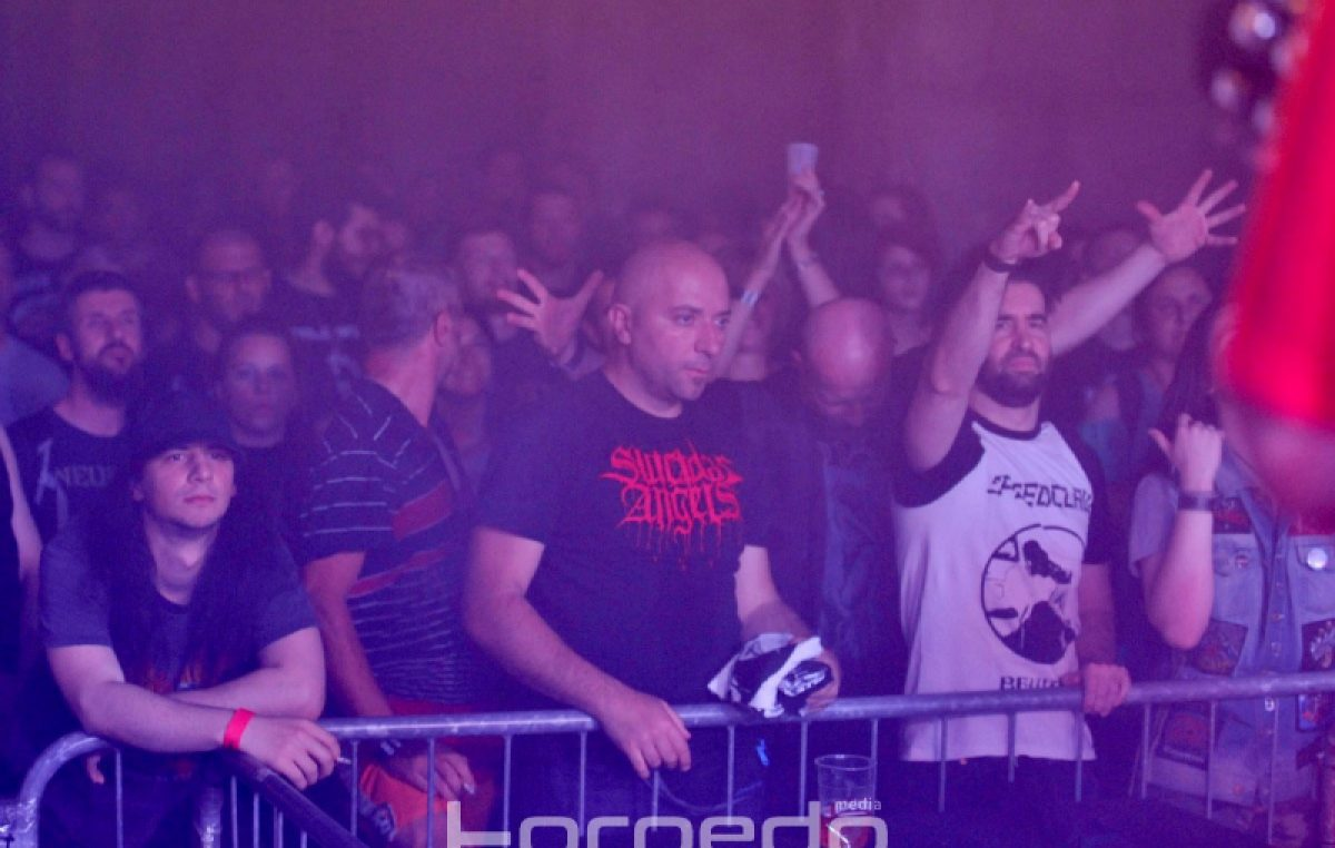 Žestokim nastupima otvoren posljednji Dark Circle Fest @ Hartera
