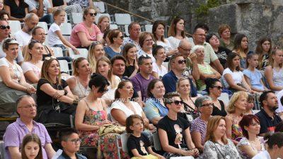 Održan dječji glazbeni festival 'Kastafski glasi'