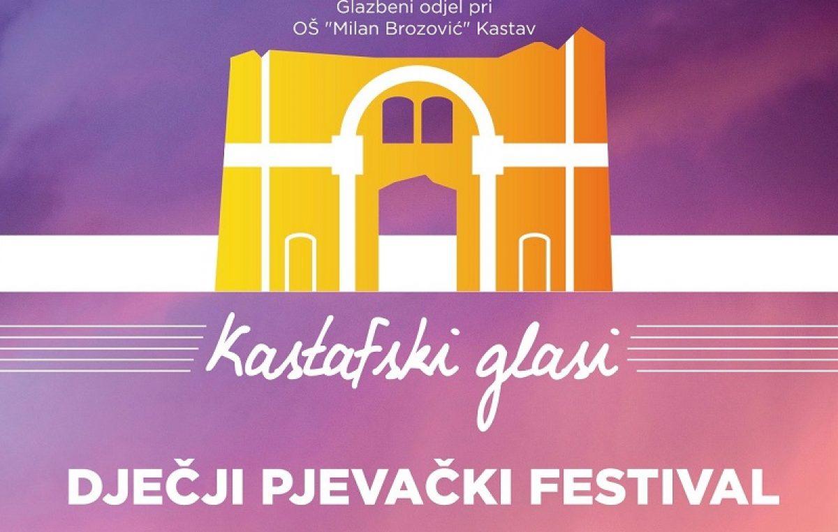 """Dječji pjevački festival pod nazivom """"Kastafski glasi"""" 2019. ovog četvrtka na Crekvini  @ Kastav"""
