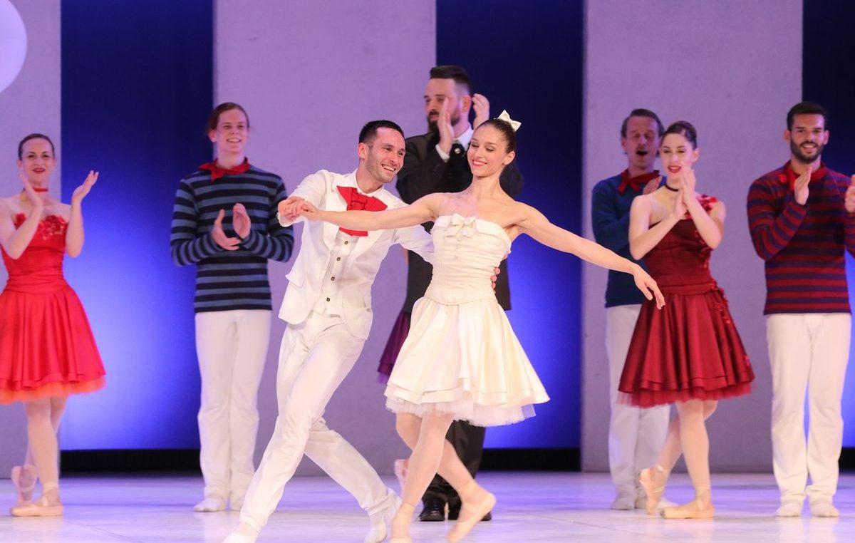 Oduševljenje baletima 'Apolon' i 'Pulcinella': Magija neoklasičnog baleta bila je opipljiva