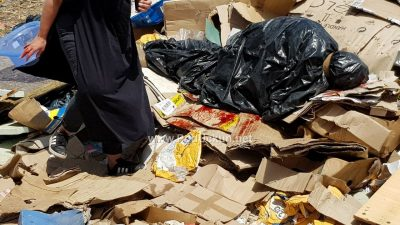 EKSKLUZIVNE FOTOGRAFIJE I VIDEO Leš u smeću i policijska vozila – 'Drama' na deponiju Osojnica @ Matulji