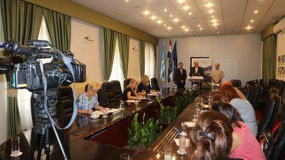 Županijski press kolegij – Gotovo 5 milijuna kuna za kapitalne projekte u Gorskom kotaru