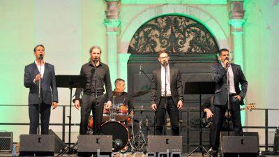 FOTO/VIDEO Četiri tenora prekrasnim izvedbama arija i kancona uljepšala riječku toplu ljetnu večer