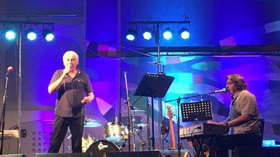 Belkanto koncert na Pavlinskom trgu u izvedbi Jose Butorca
