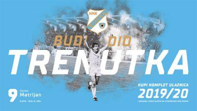 Danas krenula slobodna prodaja kompleta ulaznica za novu sezonu HNK Rijeka