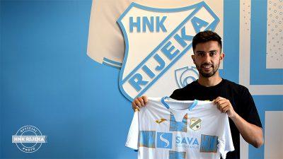 Dani Iglesias stigao na Rujevicu: Rijeka je veliki klub i korak naprijed u mojoj karijeri