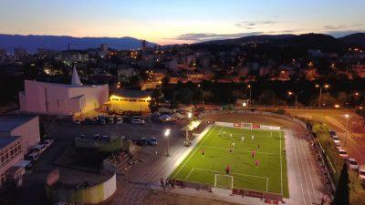 Otvorenjem nogometnog turnira sutra počinju Dani Mjesnog odbora Gornja Vežica