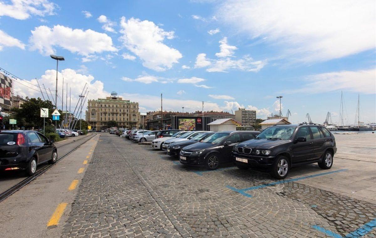 Do subote ujutro zabrana parkiranja na dijelu Putničke obale