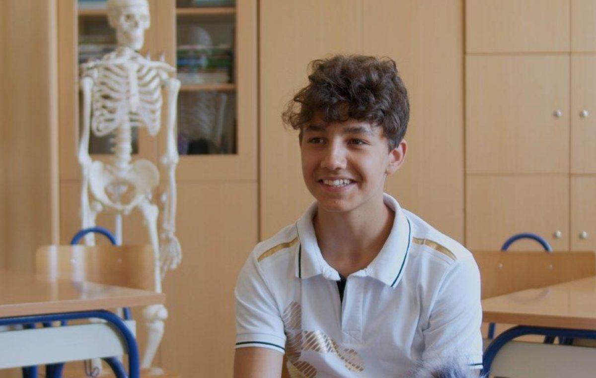 VIDEO Kastavac mjeseca lipnja je Dorian Jurešić, učenik generacije OŠ Milan Brozović
