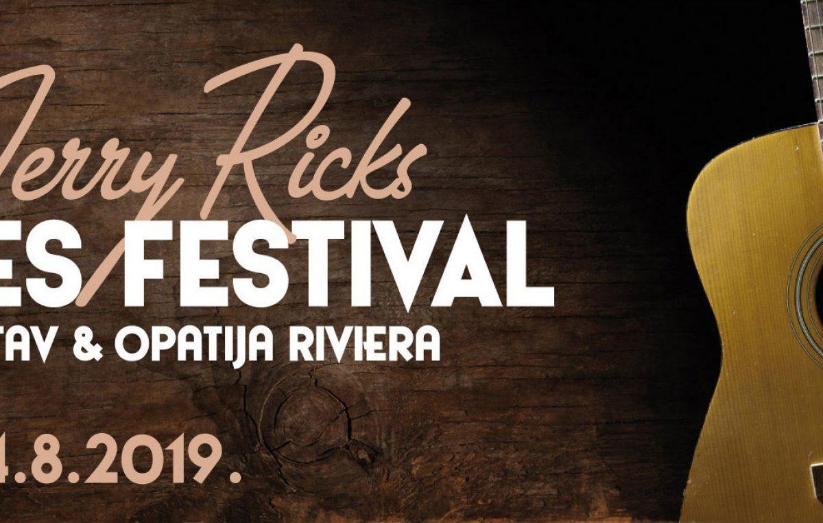 VIDEO Uvertira pripala umjetničkim voditeljima – Damir Halilić Hal i Riccardo Staraj 'koncertnim zagrijavanjem' najavljuju veliko otvorenje Jerry Ricks Blues Festivala @ Klana