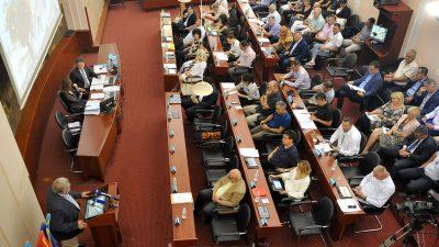 Donesen Plan raspodjele sredstava za komunalne prioritete za 2020. godinu – Za male komunalne akcije osigurano više od 11,5 milijuna kuna