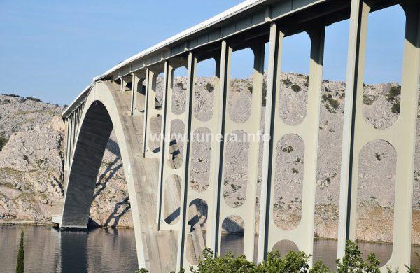 Krčki most danas slavi 39. rođendan: Dosad je preko njega prošlo više od 80 milijuna vozila