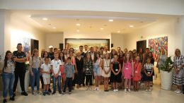 Predstavnici grada i županije ugostili djecu iz Srebrenice