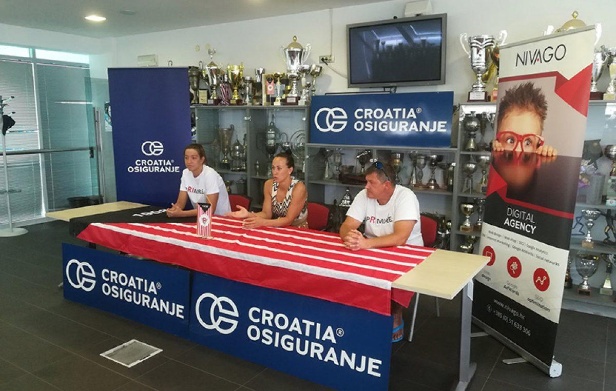 Primorjaši Ana Herceg i Ognjen Marić dio su Hrvatske plivačke reprezentacije na predstojećem SP u Koreji