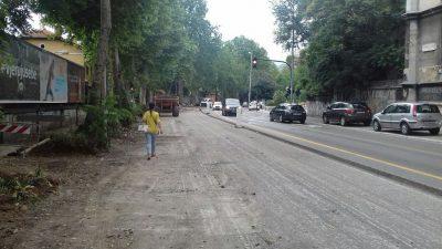 VIDEO Napravili smo 'đir' Krešimirovom – Prazno gradilište postalo improvizirano šetalište i parking