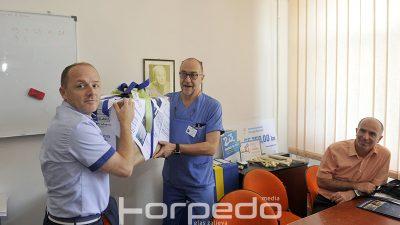 Vrijedna donacija Pomorskog fakulteta Klinici za dječju kirurgiju