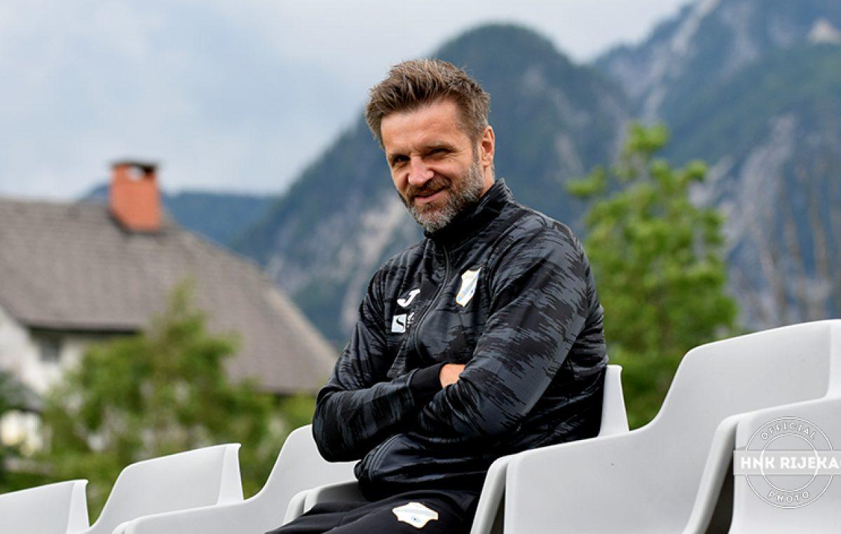 VIDEO Igor Bišćan: Vjerujem da ćemo se veseli vraćati za Rijeku nakon večerašnje utakmice