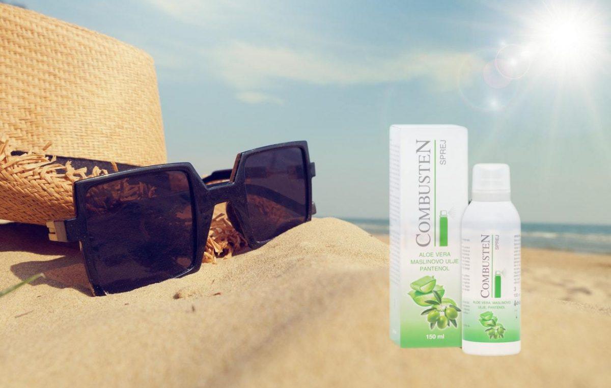 Kad izgoriš da ne goriš: Combusten sprej – Spasonosno rješenje za sunčeve opekline na koži