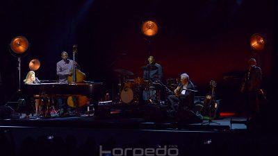 FOTO Prva dama jazz glazbe Diana Krall 'zavela' Ljetnu pozornicu moćnim vokalom i izvrsnim nastupom @ Opatija