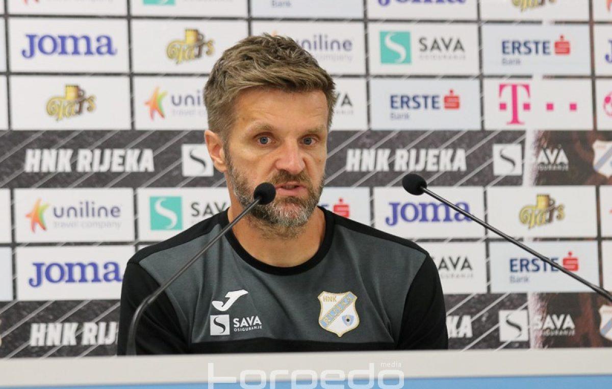 VIDEO Igor Bišćan najavio gostovanje u Puli – Svaka iduća utakmica je od velike važnosti za nas