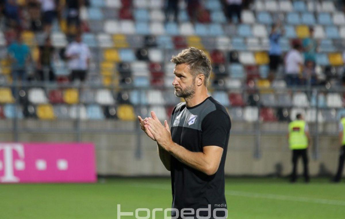 VIDEO Igor Bišćan: Vjerujem da će publika osjetiti trenutak i podržati momčad
