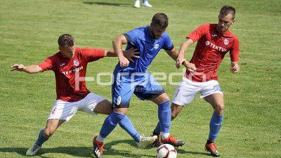FOTO Orijent u prijateljskoj utakmici pobijedio Lučko