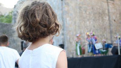 Orkestra poca loca razveselila mališane na Crekvini @ Kastav