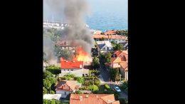 Završen očevid jučerašnjeg požara na Kantridi