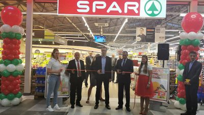Na Martinkovcu otvoren novi SPAR supermarket
