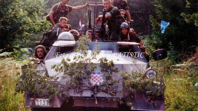 U OKU KAMERE Na današnji dan počela je vojno-redarstvena operacija Oluja