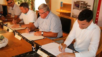 Napravljen prvi korak prema novoj zgradi Gradske knjižnice – Potpisan ugovor o rekunstrukciji T- objekta kompleksa Benčić