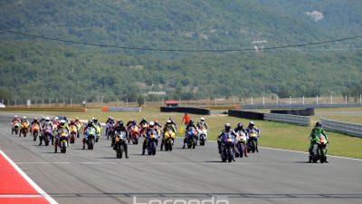 Uspješan motociklistički vikend na Automotodromu Grobnik – Birchalli pobjedom opet u igri za naslov