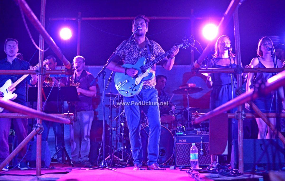 FOTO Premijerni Jerry Ricks Blues Festival začinjen svirkom iznad mora @ Ika