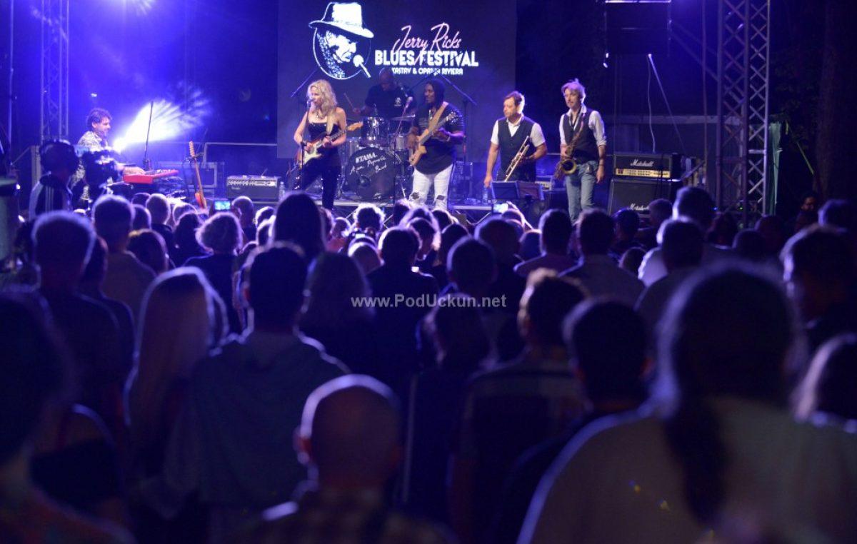 FOTO Velika blues eksplozija premijernog Jerry Ricks Blues Festivala – Nastup Ane Popović oduševio kastavsku publiku