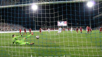 FOTO/VIDEO Rijeka srušila Aberdeen u prvoj utakmici – Čolak i Murić donijeli vrijednu pobjedu