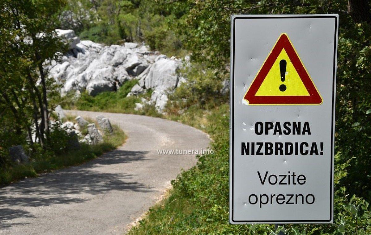 FOTO/VIDEO Prošli smo i proletjeli najljepšom i najopasnijom cestom u Hrvatskoj @ Vinodol