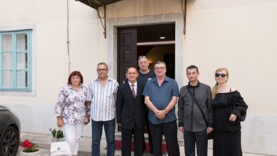 FOTO Održano predavanje 'Prelet za Hrvatsku' i otvorena izložba na temu Domovinskog rata