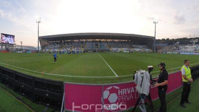 Atmosfera pred susret protiv Genta @ Rujevica