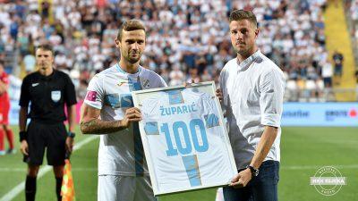 VIDEO Dario Župarić: Sto nastupa je samo broj, zanimaju me pobjede i trofeji