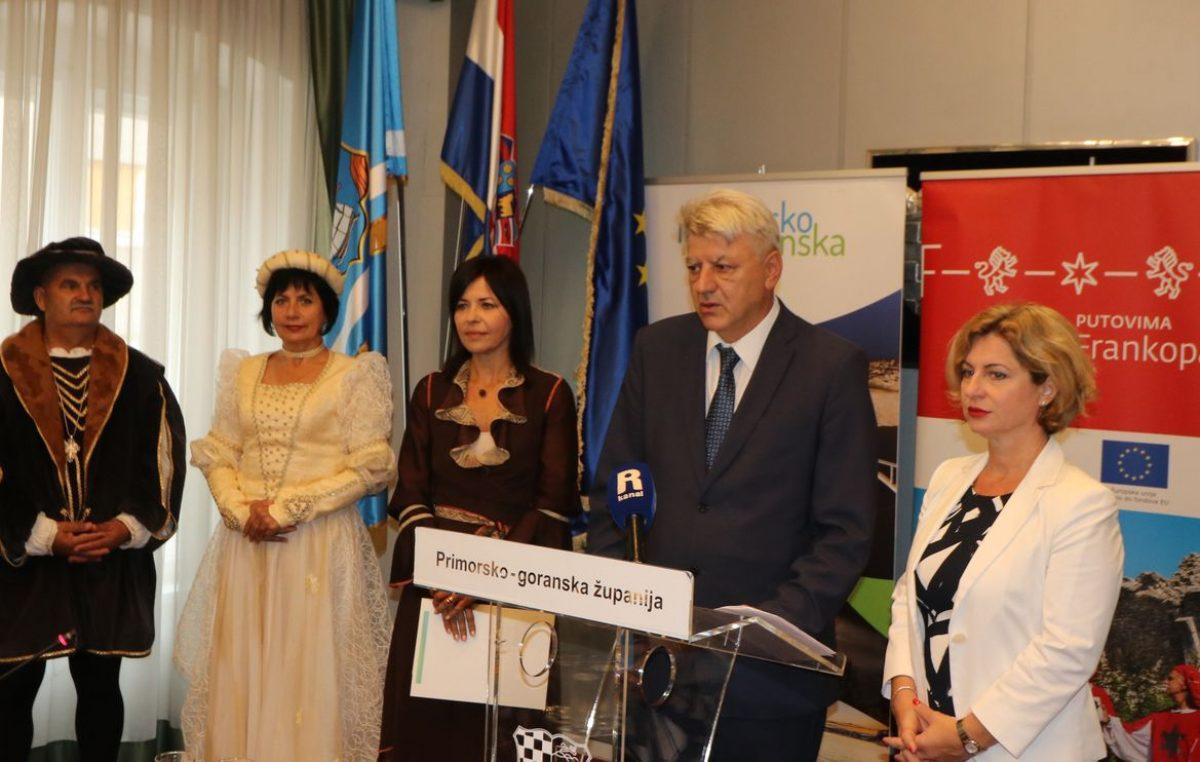 Iduća, 2020. godina bit će u znaku promocije projekta Putovima Frankopana