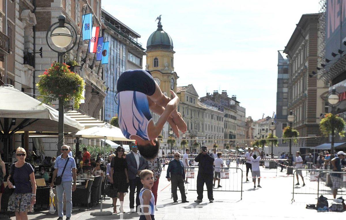 FOTO Prezentacijama sportova i klubova na Korzu je obilježen Hrvatski olimpijski dan
