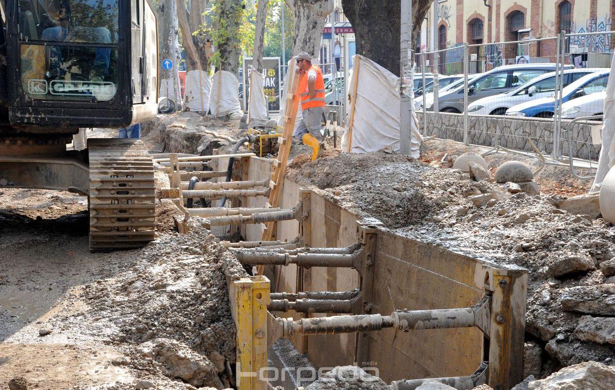 Obersnel: Glavnina radova u Krešimirovoj bit će gotova do veljače